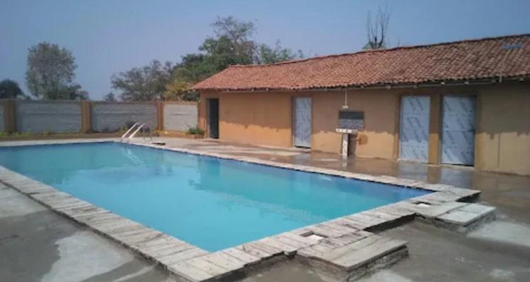 gharonda-rosort-pool