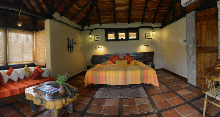 kanha-earth-lodge-room