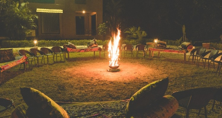 kusum-resort-bonefire