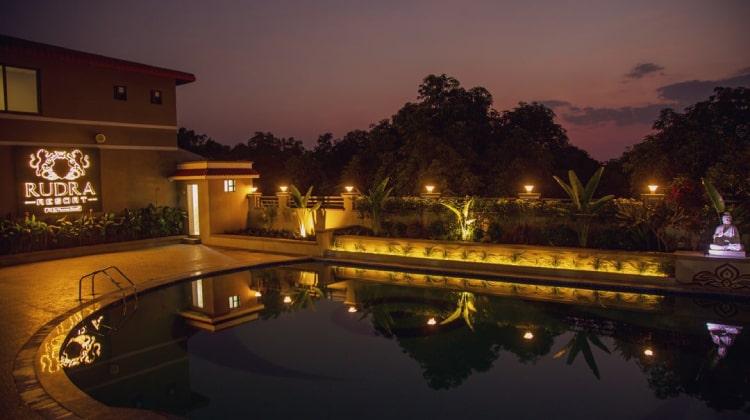 rudra-resort-pool-nightview