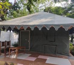 kanha-forest-resort-tent